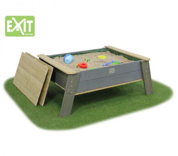 Exit Sandkassebord Xl 138x94 M/låg